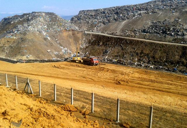 2012 – Odpadové hospodářství Rapotín – pole č. 13