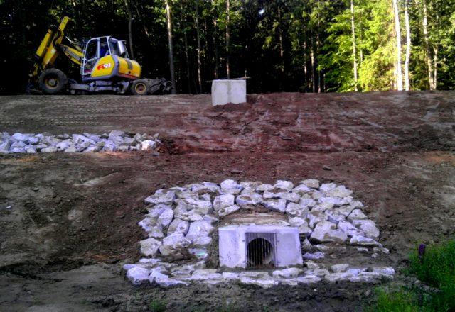 2012 – Vodní nádrž Valíšek k.ú. Hostim