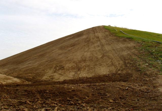 2010 – Sekce JI skládky jih Markvartovice
